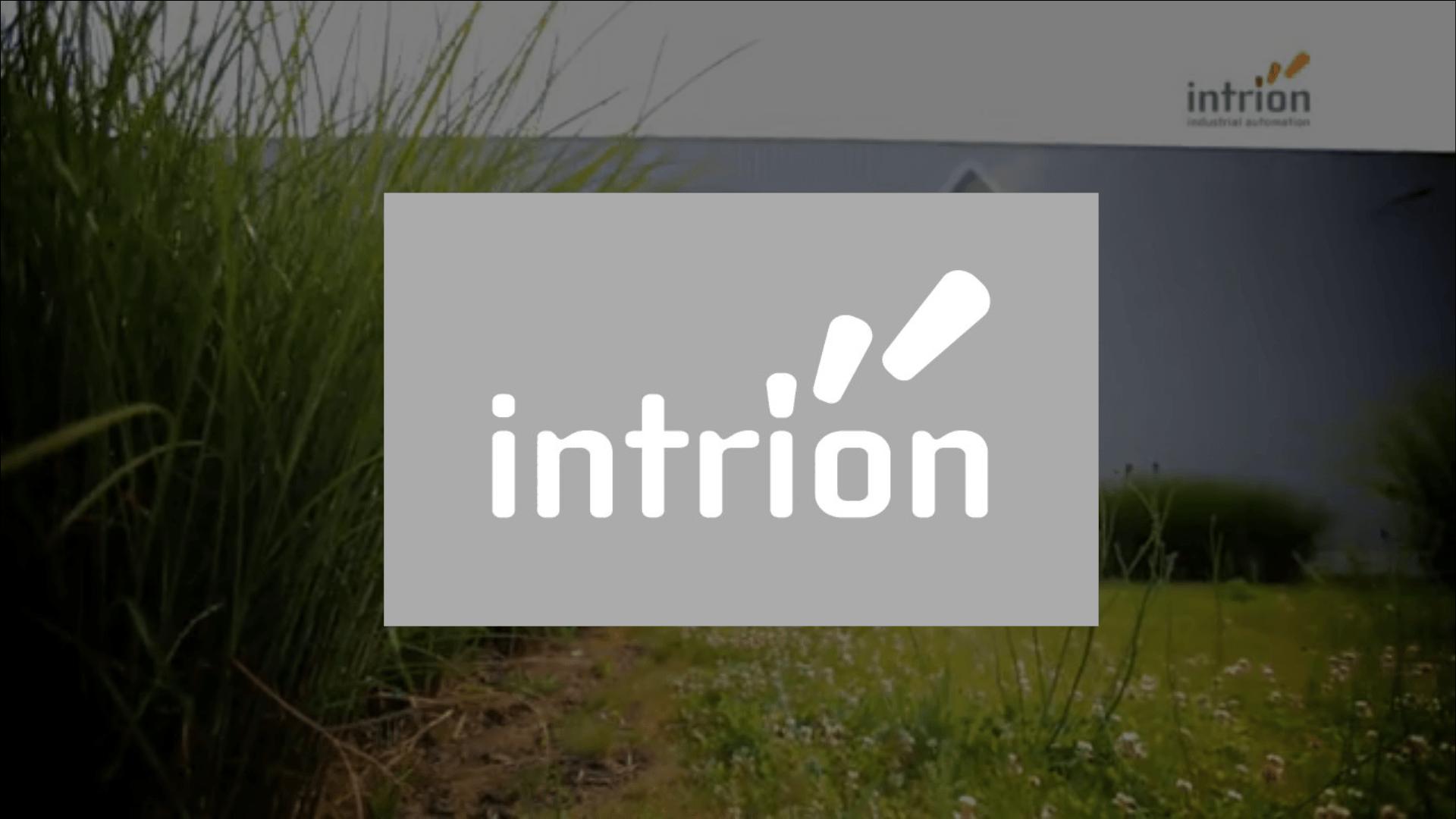 Intrion - zwart-wit