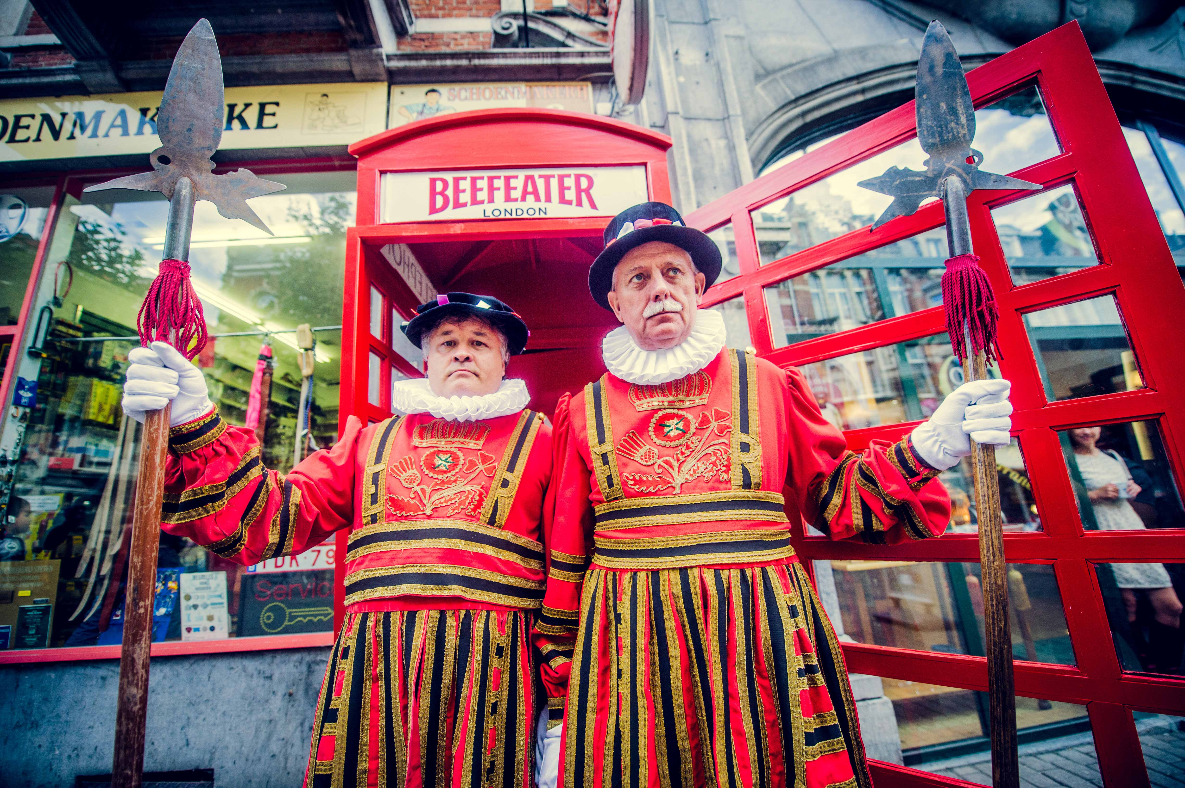 Beefeater Viral & Activation