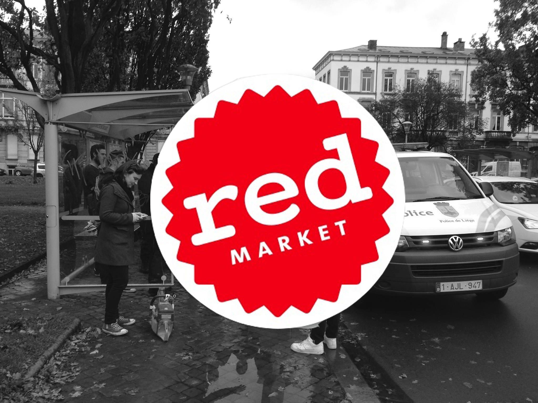 Gutz and Glory / Red Market - zwart-wit